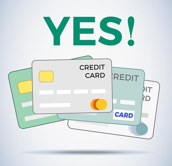 導入すべき? クレジットカード決済人気の理由