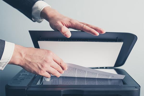 電子帳簿保存法におけるスキャナ保存 概要をご紹介!