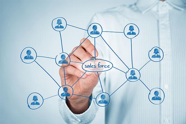 クラウド型の顧客管理システム「セールスフォース」とは