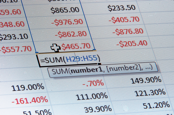 エクセルで出来る、資金繰り表の作り方