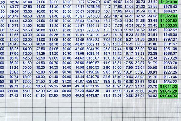 経理業務における「Excel」活用術