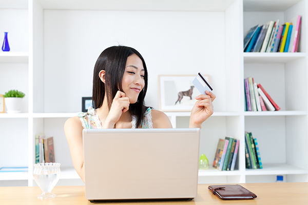 クレジットカードの情報非保持化で情報漏えいを防ぐ!